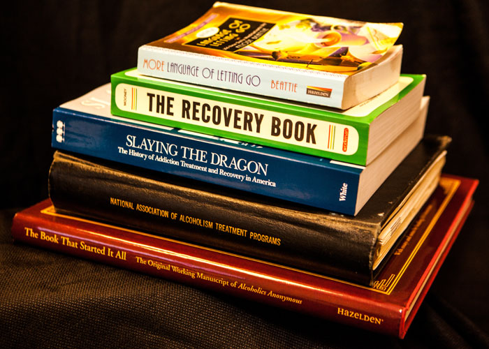 addiction recovery books