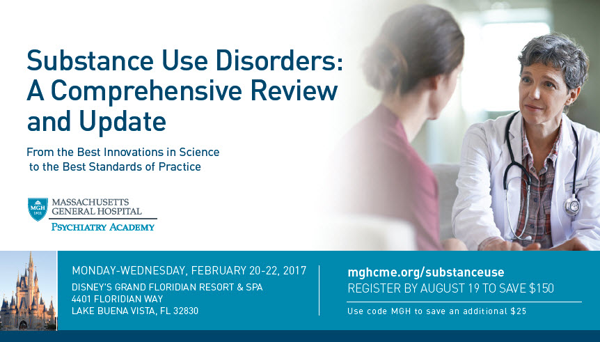 Substance Use Disorders: A Comprehensive Review and Update