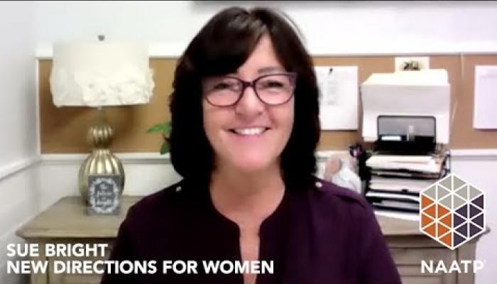 Embedded thumbnail for Member Spotlight: New Directions For Women