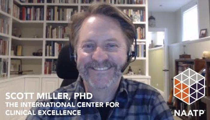 Embedded thumbnail for Q&A Sessions: Scott Miller, PhD