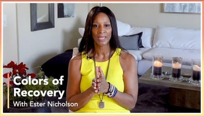 Embedded thumbnail for Colors of Recovery with Ester Nicholson