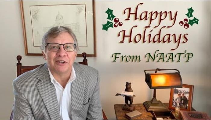 Embedded thumbnail for Happy Holidays from NAATP