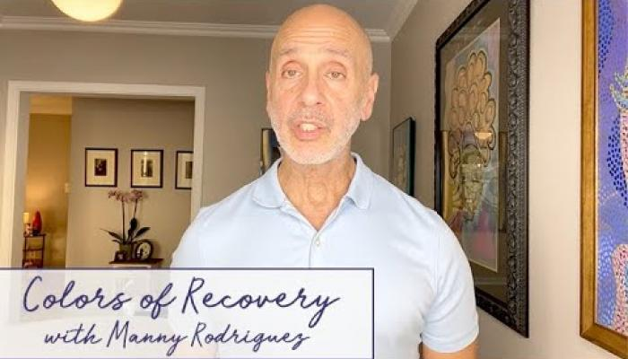 Embedded thumbnail for Colors of Recovery with Manny Rodriguez