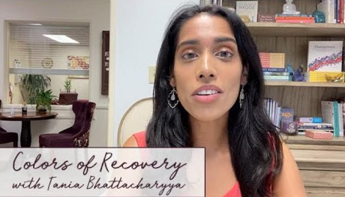 Embedded thumbnail for Colors of Recovery with Tania Bhattacharyya