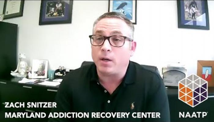 Embedded thumbnail for Member Spotlight: Maryland Addiction Recovery Center