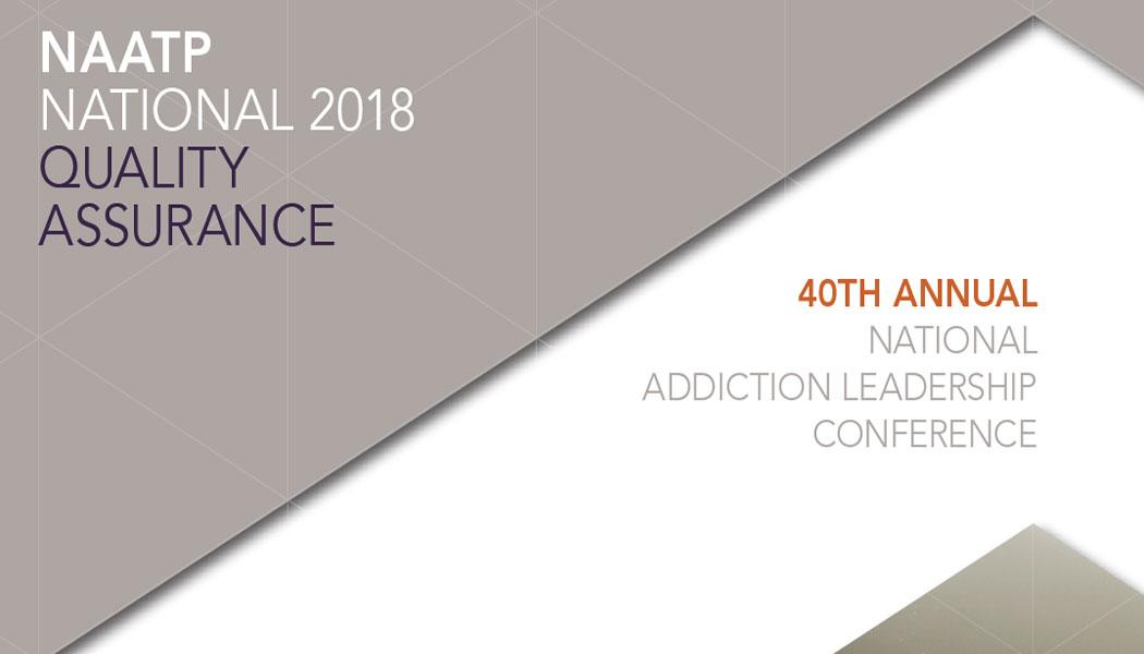 Naatp national 2018 program is out register today national the 40th anniversary addiction leadership conference of the national association quality assurance may 20 22 2018 omni interlocken resort denver colorado reheart Image collections